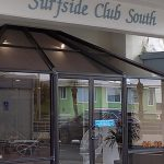 Ormond Beach SurfSide South Club front lobby