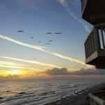 Ormond Beach SurfSide South Club Sunrise, balcony, low
